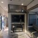 2020 Salem Grand Villa 42FK Quad Slide with 2nd Floor Loft by Forest River