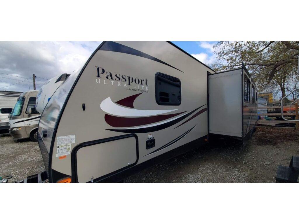 2017 Keystone RV Passport Grand Touring